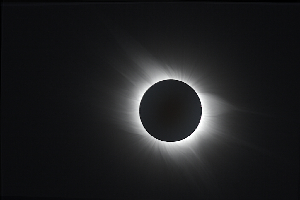 Total solar eclipse 2006 - Corona